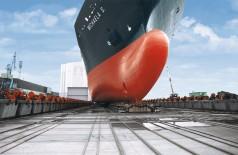 Werfteinrichtungen