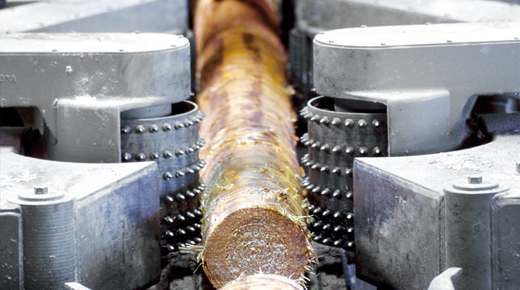 Holzbe- und -verarbeitung