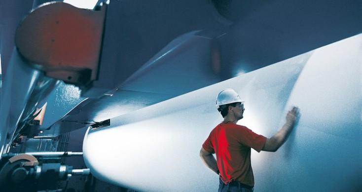 Maschinen für die Zellstoff- und Papierherstellung