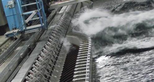 Wasserwellengenerator