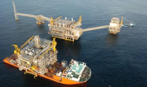 Offshore-Bauwesen