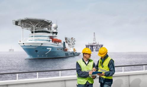 Anwendungsbereiche in der Offshore-Industrie