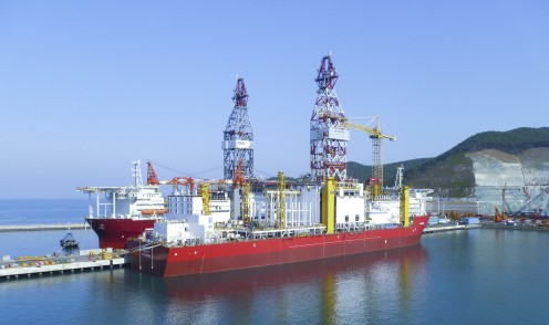 Offshore-Exploration