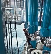 Services für die Marine- und Offshore-Industrie