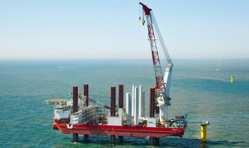 Offshore-Windanlagen