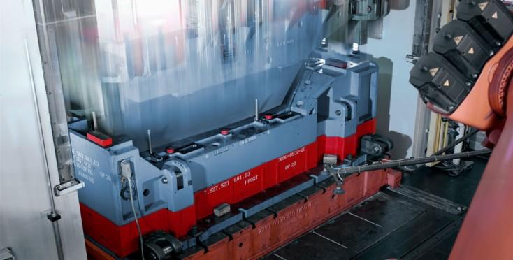 Werkzeugmaschinen (umformend) und Pressen