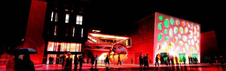 Nové divadlo in Pilsen
