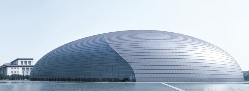 China, National Grand Theatre