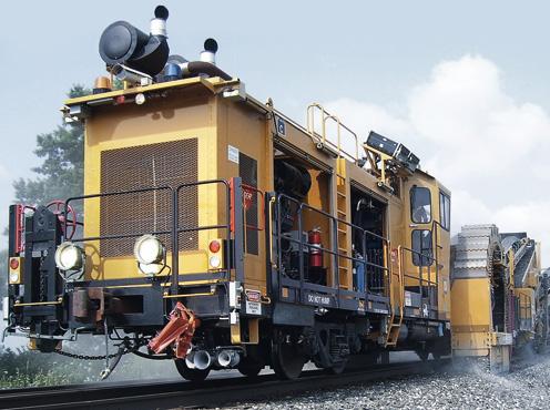 Hydrostatische Fahrantriebe für Schienenfahrzeuge
