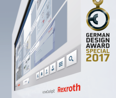 ActiveCockpit erhält den German Design Award 2017