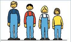 Körpergröße & Arbeitshöhe