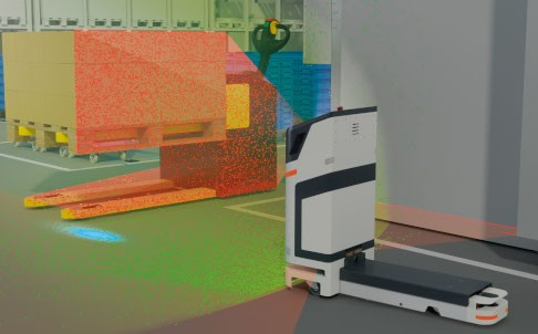 3D Hinderniserkennung