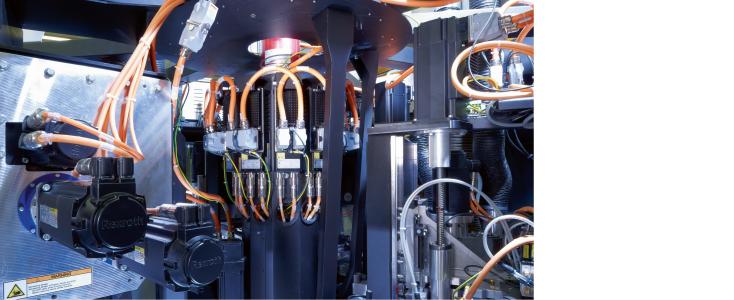 IndraDrive Mi - schaltschrankloses Antriebssystem von Bosch Rexroth