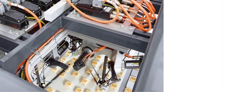 IndraDrive Mi - integrierte Antriebselektronik von Bosch Rexroth