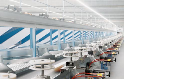 IndraDrive Mi - Einkabellösung von Bosch Rexroth