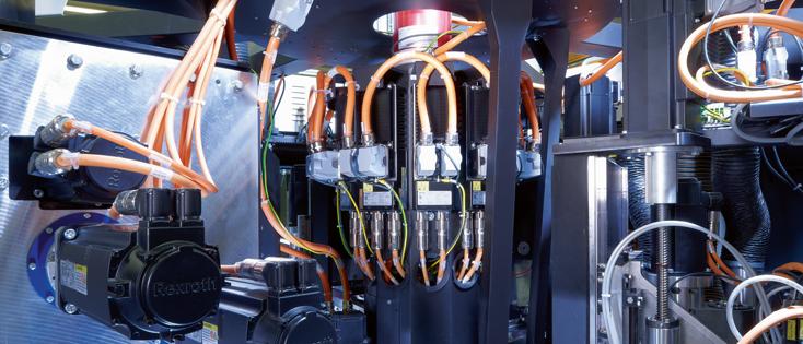 IndraDrive Mi - schaltschranklose Automatisierung von Bosch Rexroth