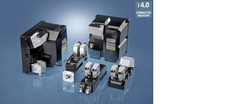 IndraDrive Mi - dezentrales Antriebssystem von Bosch Rexroth
