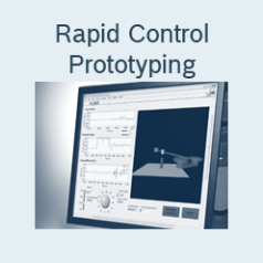 Open Core Interface – Rapid Control Prototyping