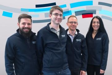 Gruppenbild Team Virtuelles Engineering
