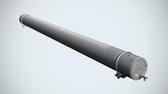 Hydraulik-Kolbenspeicher