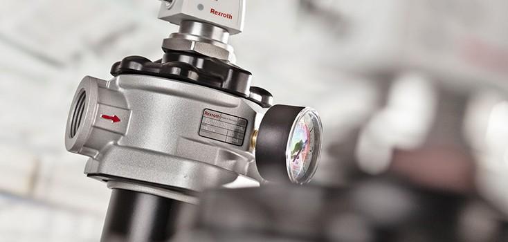 Bosch Rexroth Filter Cyclone Effekt
