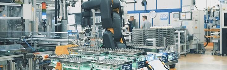 Bosch-Werk Homburg