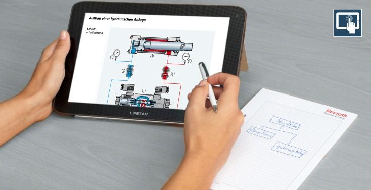 Tablet-PC Training