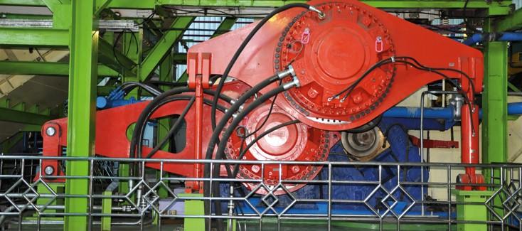 Zuckerproduktion mit zuverlässigem CBM Motor