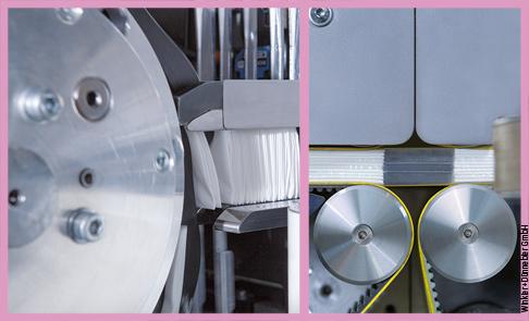 Antriebe und Steuerungen von Bosch Rexroth unterstützen in der FLOWTOS verschiedene Aufgaben