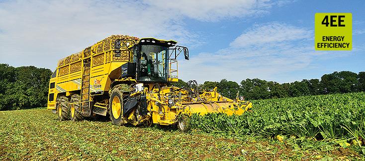 Die Summe der Neuentwicklungen macht den Tiger 5 zu einem effizienten Arbeitsgerät für Zuckerrübenbauern und Lohnbetriebe.