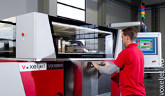 Lineartechnik unterstützt präzisen 3-D-Druck