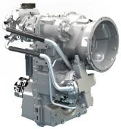 Das Stufenlosgetriebe HVT-R2.