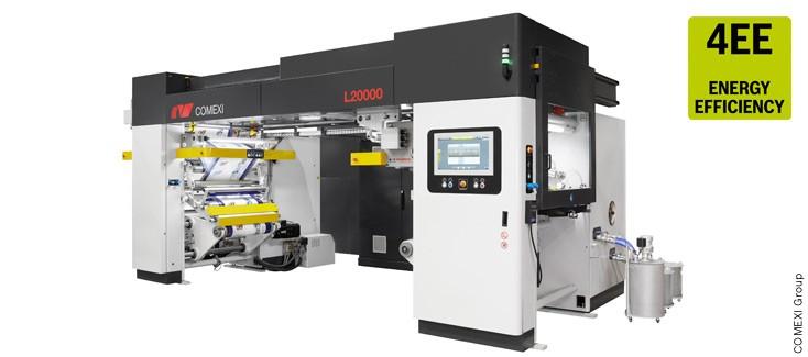 Automationslösung für Kaschiermaschinen