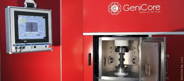Hydrauliksystem von Rexroth ermöglicht neues Sinterverfahren