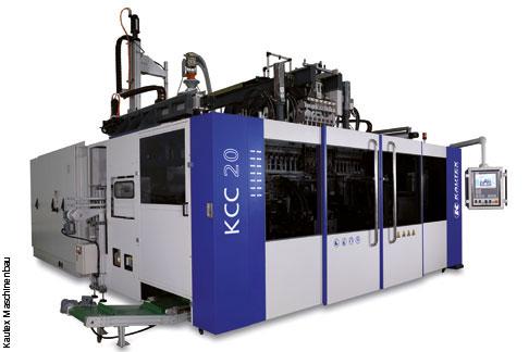 Maschinen der KCC-Baureihe werden zum Beispiel von Kunden aus dem Bereich Packaging oder für Spezialanwendungen genutzt.