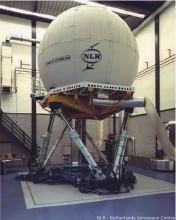 Flugsimulator für das Netherlands Aerospace Centre NLR