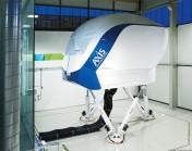 Flugsimulator für Piloten