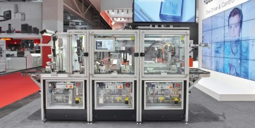 Effiziente Automatisierte Produktionslinien Bosch